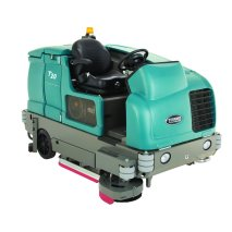Floor Scrubber Ride on LPG