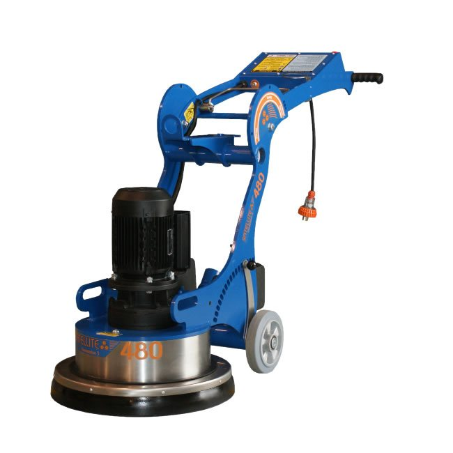 CONCRETE GRINDER – SINGLE HEAD H/D PLANETARY 480mm