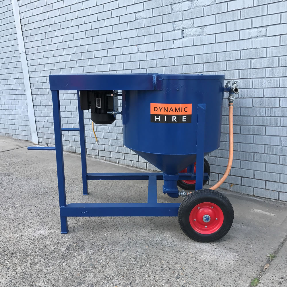 Grout Pump 6 Bag Electric