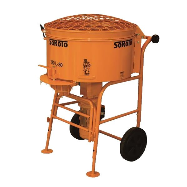 Screed Mixer 120L